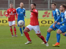 Chance verpasst: Mainz II kommt nicht vom Fleck
