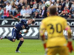 Perfekt! Müller unterschreibt in Münster