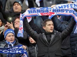 Harte Hansa-Strafe: Geisterspiel gegen Regensburg