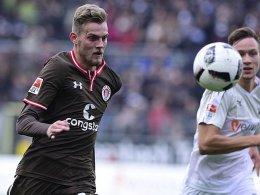 St. Paulis Ducksch stürmt fortan in Kiel