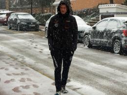 Schnee in Spanien: Aalen muss Testspiel absagen