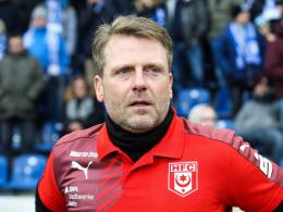 Halles Schmitt hält an seiner Zielsetzung fest