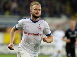 Platje verlässt den FC Hansa