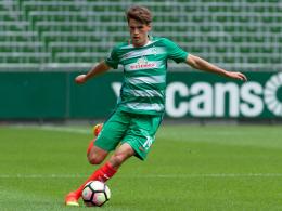 Werder bindet Defensivspieler Zander