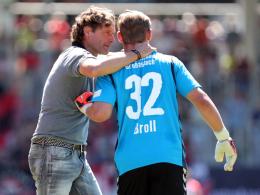 Zapel über Broll: