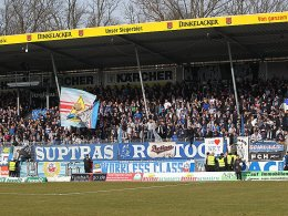 Hansa-Fans in Aspach: Kein Klopapier im Gäste-WC