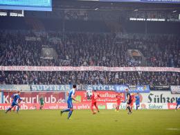 Anti-RB-Protest: Hansa Rostock distanziert sich