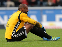 Großaspach: Yelldell fehlt im Spiel gegen Halle