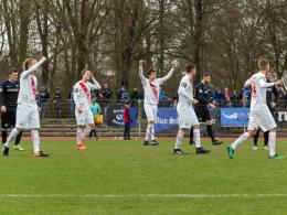Bremen-II-Trainer Kohfeldt hadert mit der Schlussphase