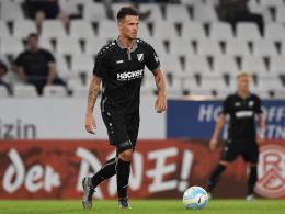 Velagic schockt Münster - Preußen scheitern im Pokal