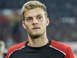 Ducksch: Erstes Pflichtspiel für Kiel am Wochenende?