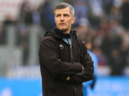 Magdeburgs Trainer Härtel: