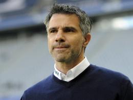 Lettieri ist neuer Trainer beim FSV Frankfurt