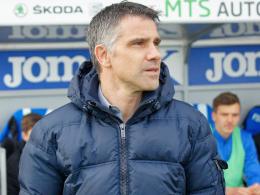 FSV-Coach Lettieri muss