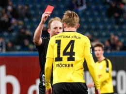 Fortuna Köln drei Spiele ohne Röcker