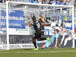 MSV marschiert - Osnabrück folgt - FCM remis