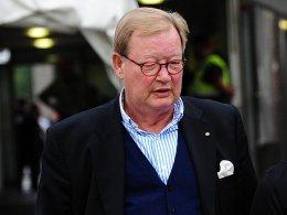 Kiel-Präsident Reime ist tot