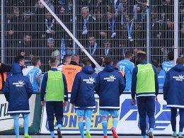 Pyrotechnik: Chemnitzer FC muss zahlen