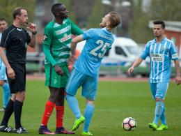 DFB-Sportgericht sperrt Bremens Yatabaré