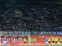 Hansa: Zuschauerrekord im Hochsicherheitsspiel