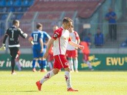 Drei Spiele Sperre für Regensburgs Geipl