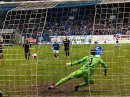Handspiel? Magdeburg hadert mit Remis in Rostock