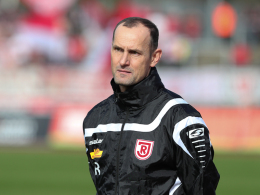 Jahn-Coach Herrlich:
