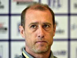 Osnabrück verlängert mit Trainer Enochs