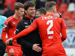 Trotz Pokalaus: Zwickau visiert weiter den DFB-Pokal an