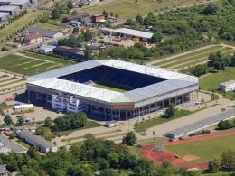 Lizenz: Magdeburgs Stadion sorgt weiter für Probleme