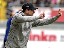 Baumgart: Mit Rückenwind ins erste Auswärtsspiel