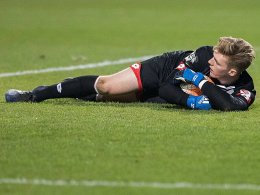Hüft-OP: Keeper Müller muss die Saison abhaken
