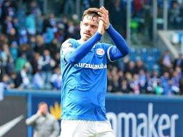 Rostock: Kein neuer Vertrag für Stammspieler Erdmann