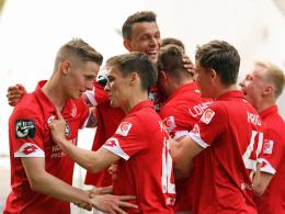 Mainz II: Plötzlich wieder mit Chancen