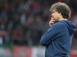 Erfurt: Krämer will zu seinem Wort stehen