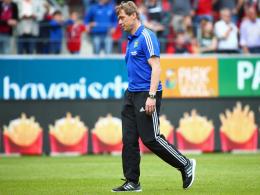 Keine Verlängerung: Köhler verlässt Chemnitz