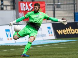 Neuer Torwart für Wehen: Watkowiak kommt aus Mainz