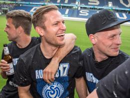 Nach zwei Aufstiegen: Dausch verlässt Duisburg