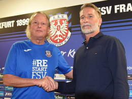 Trainerfrage geklärt: Conrad neuer FSV-Coach