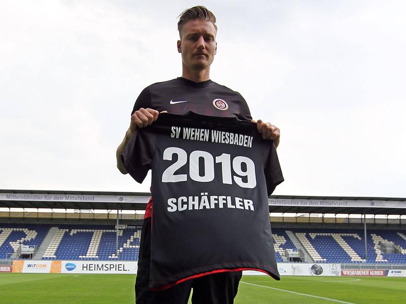 SVWW verlängert mit Manuel Schäffler