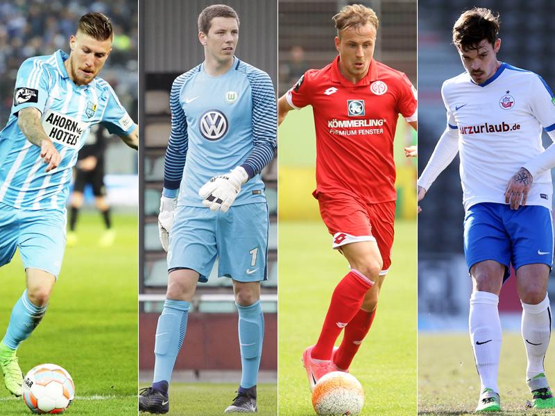 Fußball: 3. Liga: Magdeburg gibt erste Neuverpflichtungen bekannt