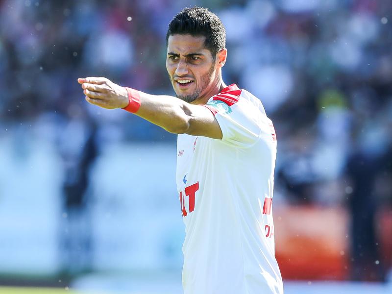 Hamdi Dahmani hat seinen Vertrag bei Fortuna Köln verlängert