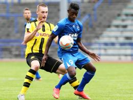 Der SC Paderborn verpflichtet Antwi-Adjej