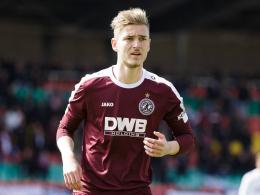 Paderborn holt Srbeny vom BFC Dynamo