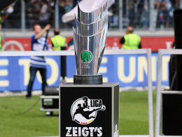 3. Liga: Lizenz für Aalen, Chemnitz und Erfurt