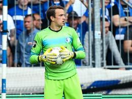 Neuer Keeper für Paderborn: Zingerle kommt vom FCM