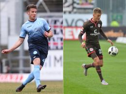Kaffenberger und Rosin: Zwei Neue für Werder II