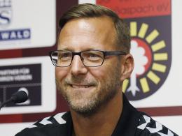 Großaspachs Coach Hildmann: