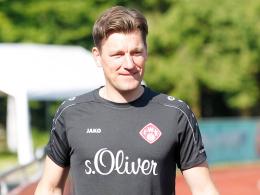 Würzburg-Coach Schmidt will