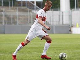 VfB-Talent Groiß wechselt zum KSC